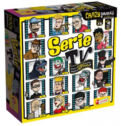 CRAZY GAMES - SERIE TV