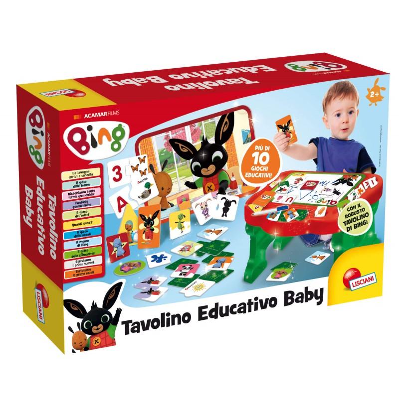 BABY TAVOLINO EDUCATIVO DI...
