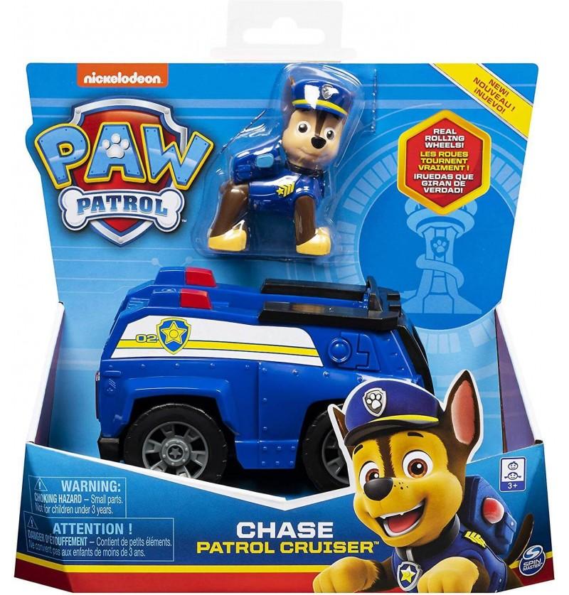 Paw Patrol - Chase con veicolo