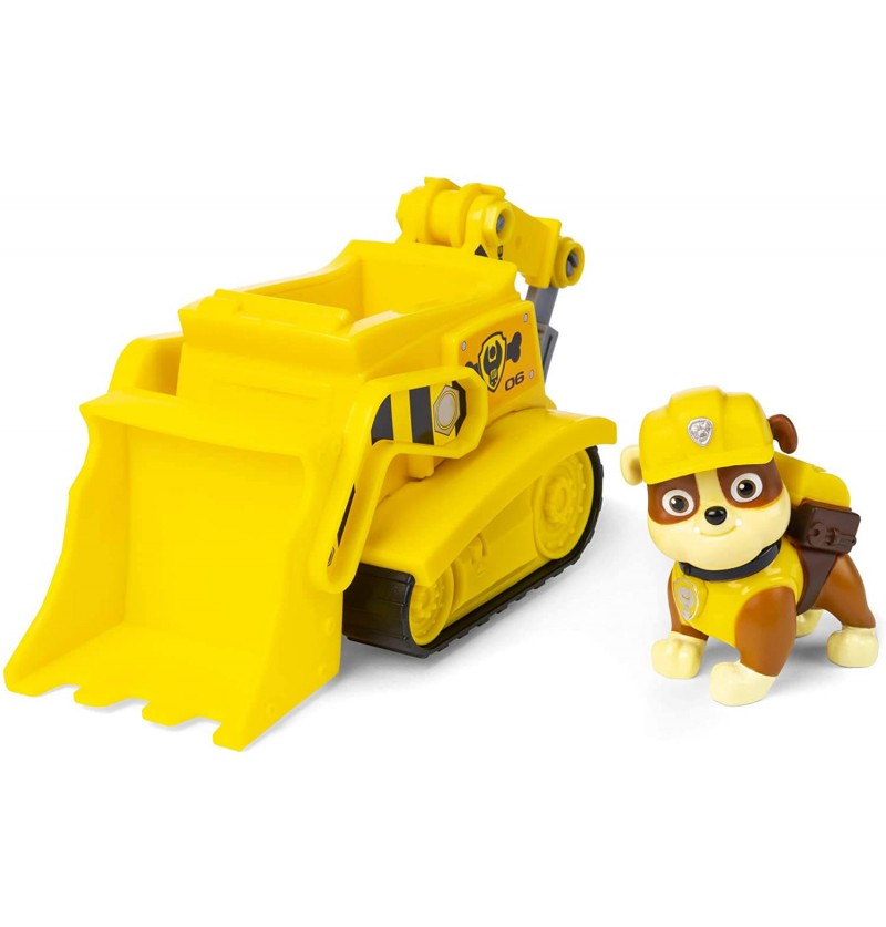 Paw Patrol - Rubble con...