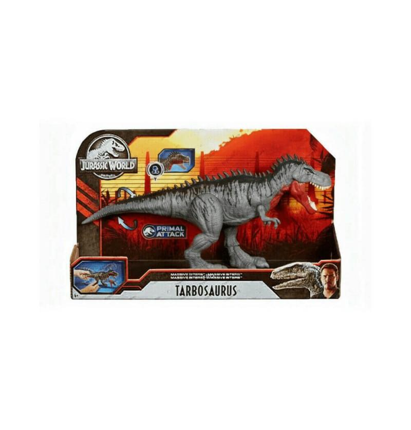 Jurassic World Attacco Sonoro