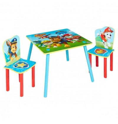 Tavolo e sedie in legno Paw...