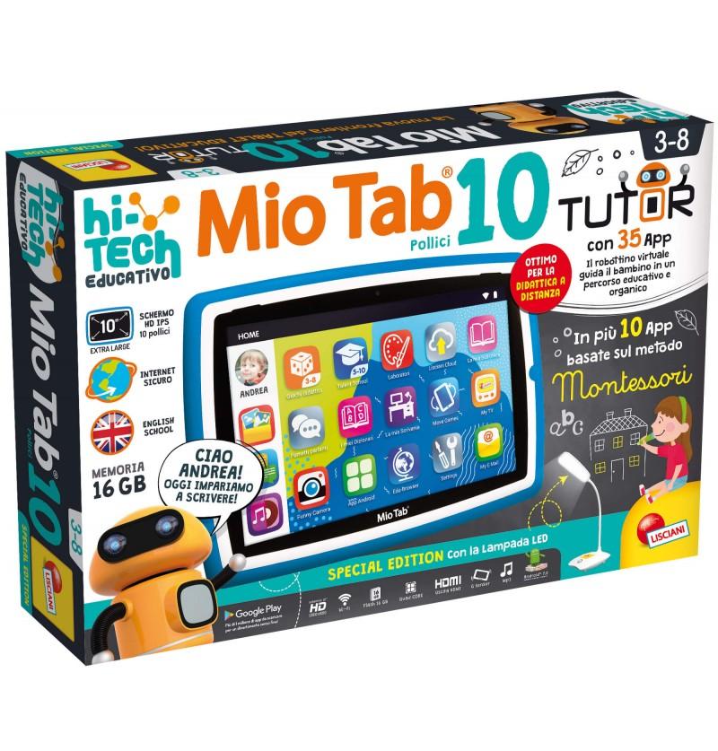 """Mio Tab 10"""" 3-8 anni Tutor"""