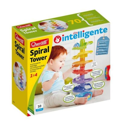 SPIRAL TOWER PLAY BIO
