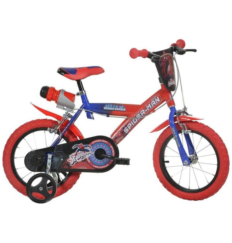 Bici 16 Spiderman