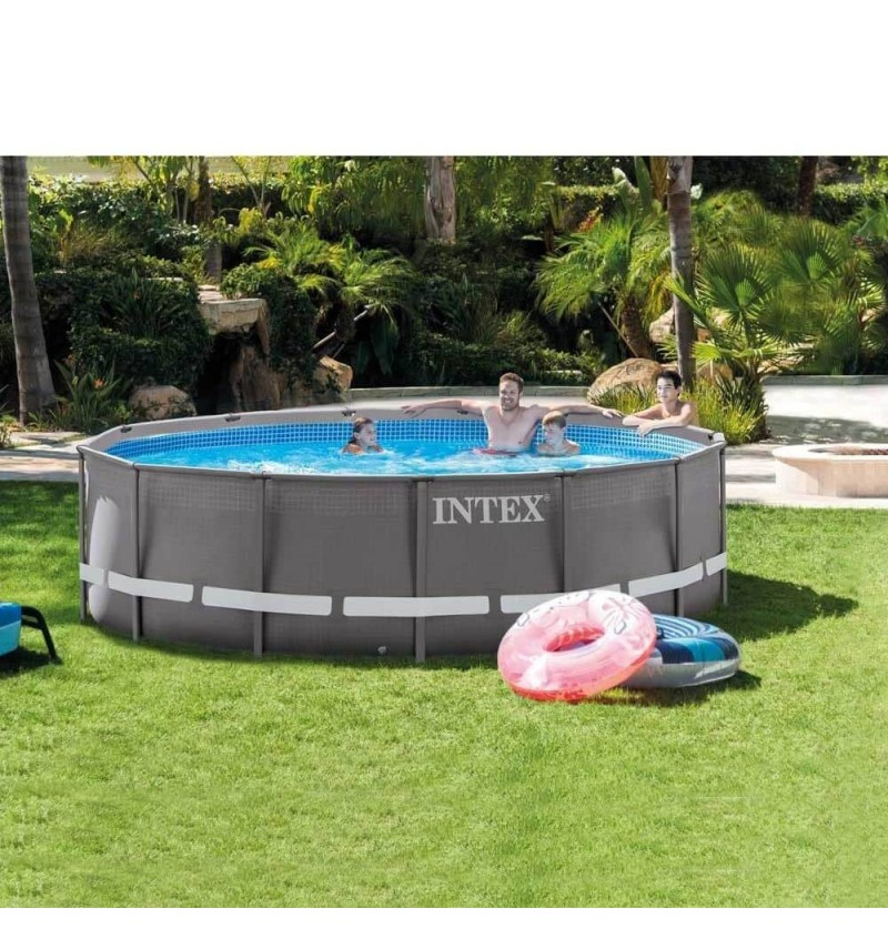 Piscina Ultra Frame Intex...