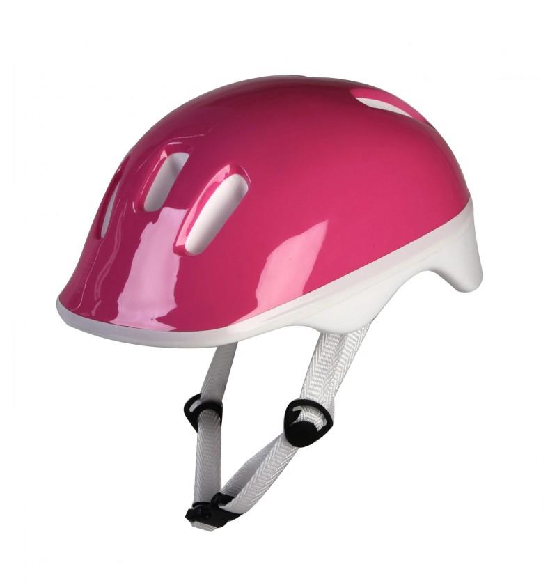 Casco Protezione Sport Rosa