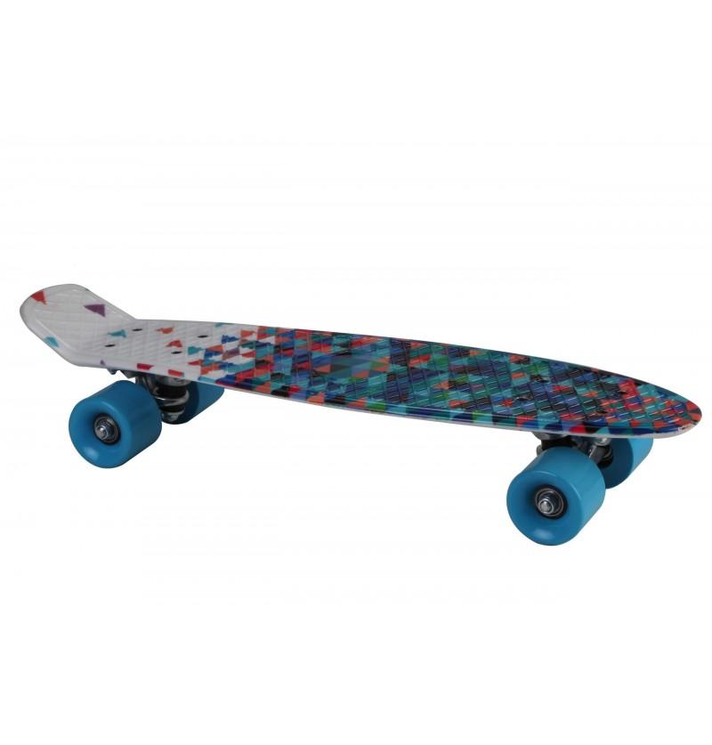 Skateboard in Plastica