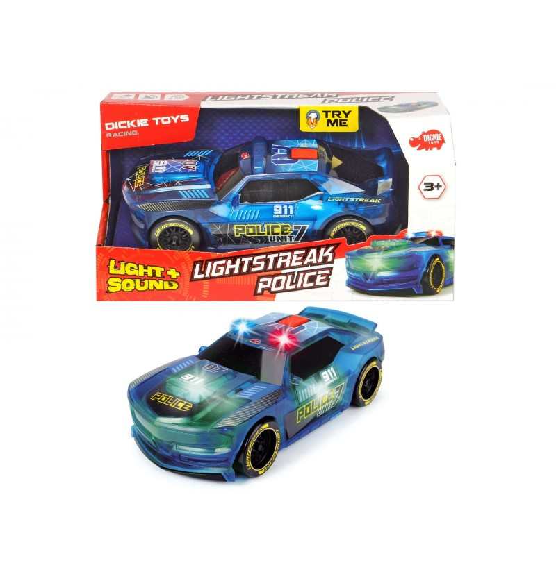 Auto Lightstreak Police