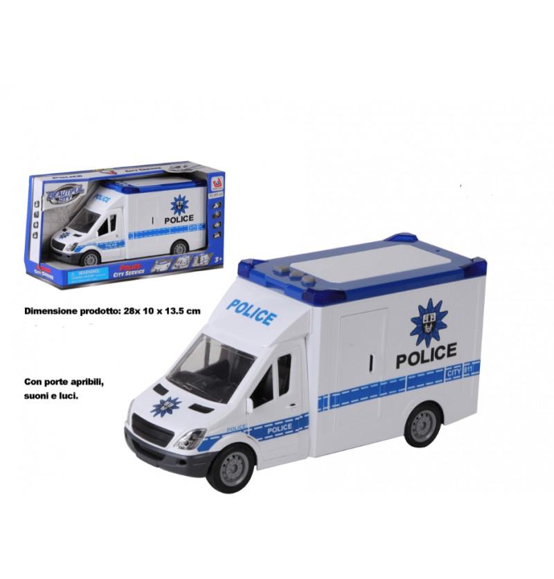 Mezzi Soccorso Polizia