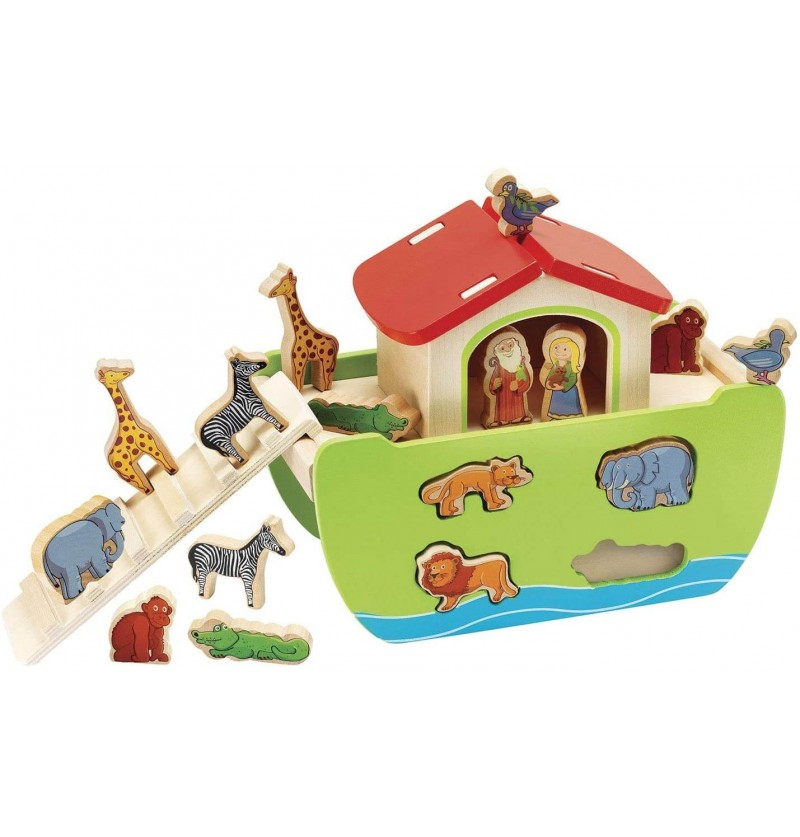 Arca di Noè in Legno