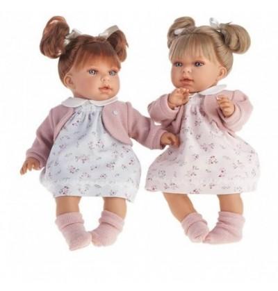 Bambola Any Rosa