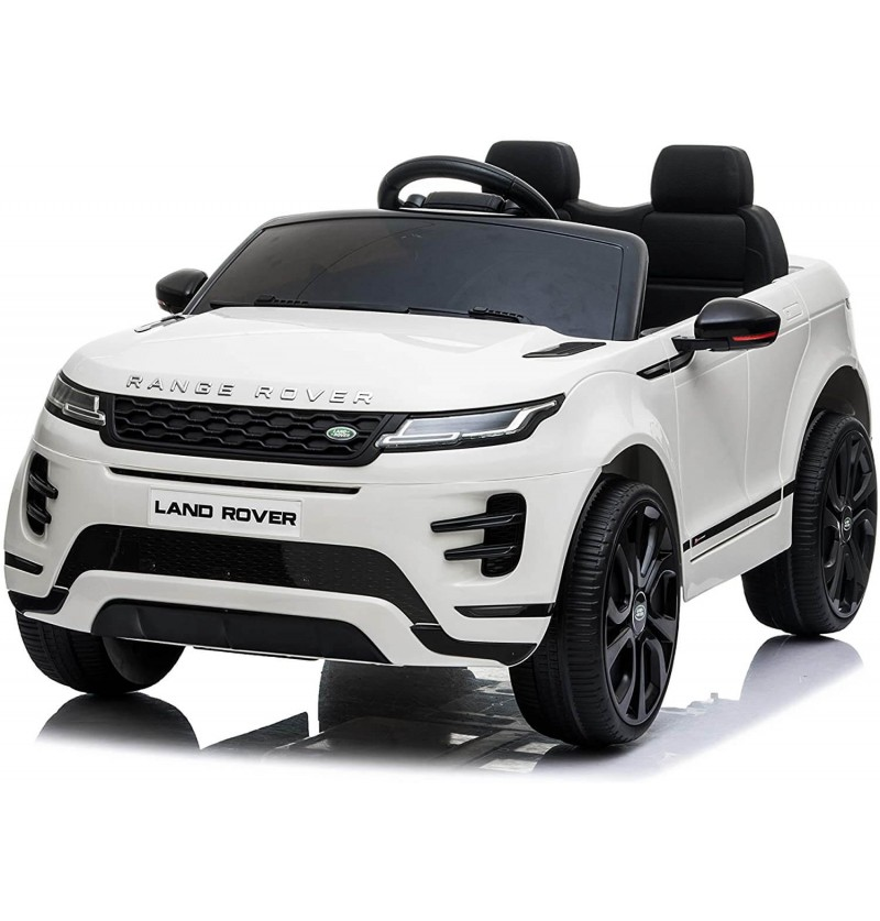 Range Rover Evoque Bianca