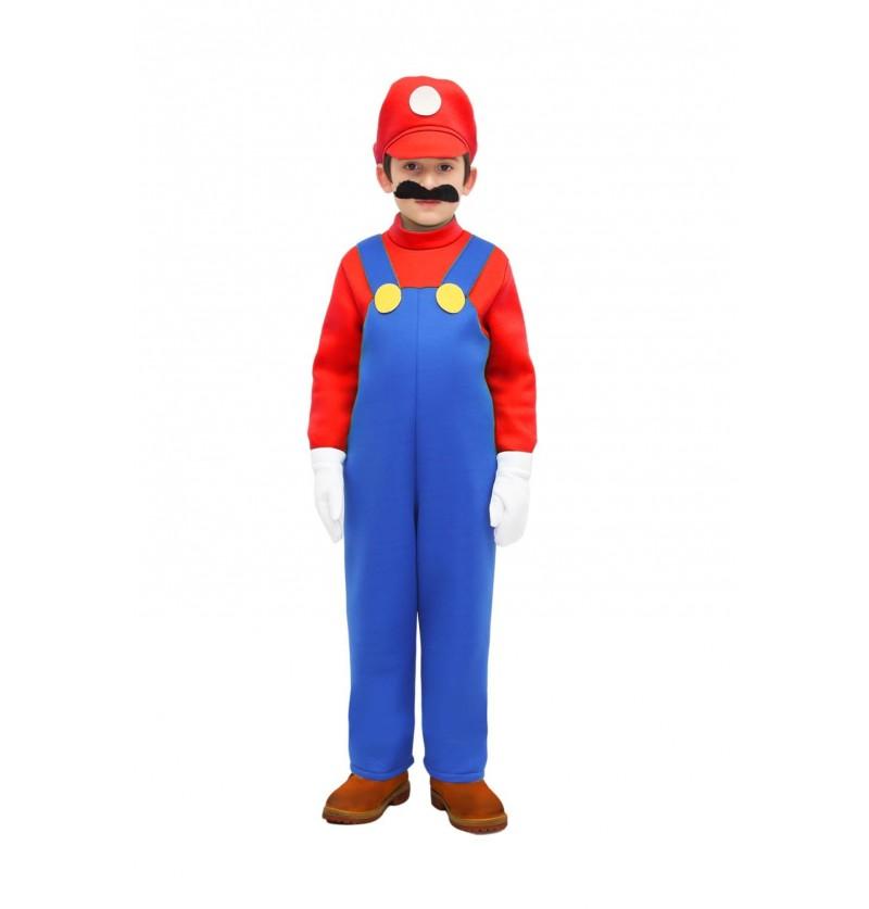 Costume Mario baby
