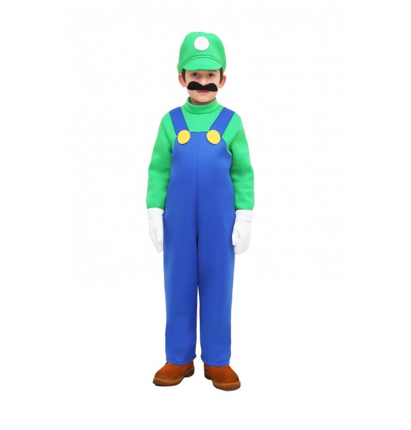 Costume Luigi baby
