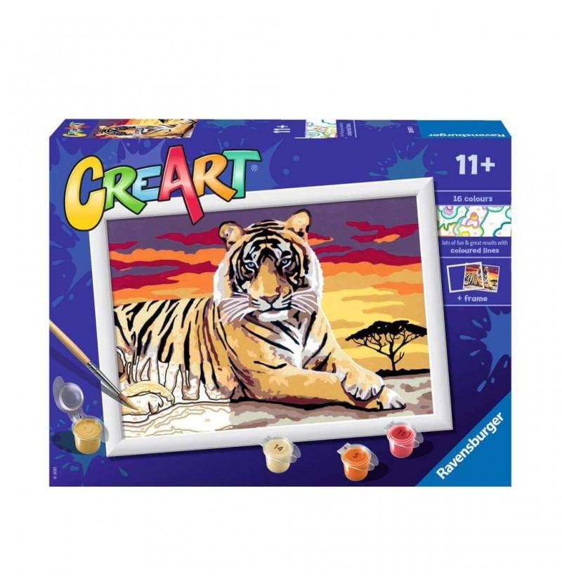 CreArt Dipingere coi Numeri...