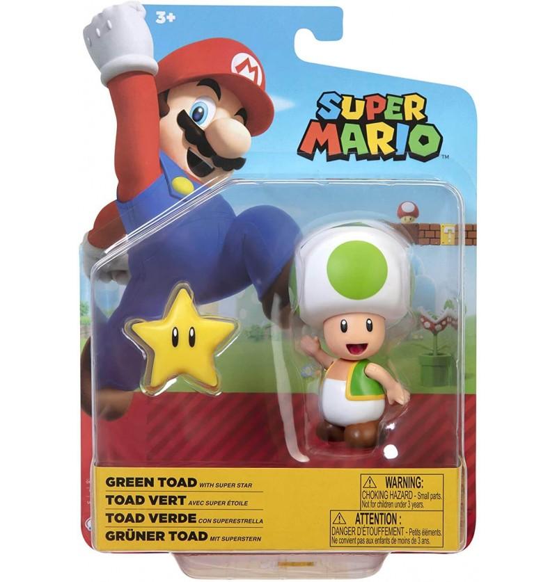 Green Toad cm 10 - Super Mario