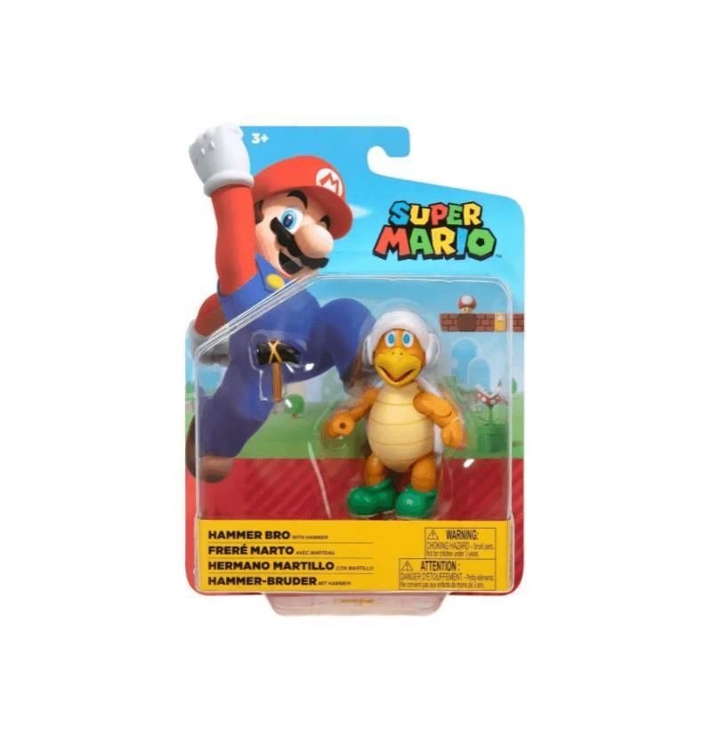 Hammer Bro 10 cm - Super Mario