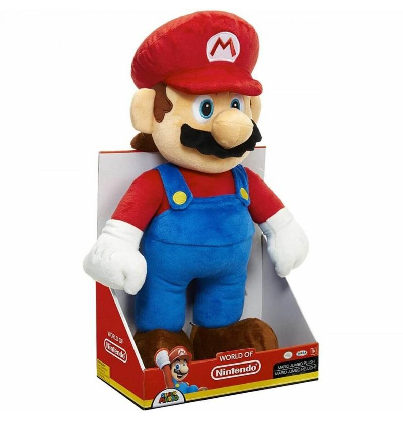Super Mario Peluche 50 cm