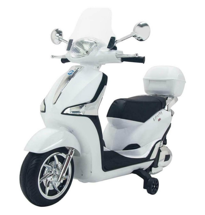 Scooter Liberty Bianco