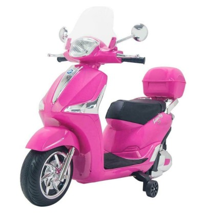 Scooter Liberty Rosa