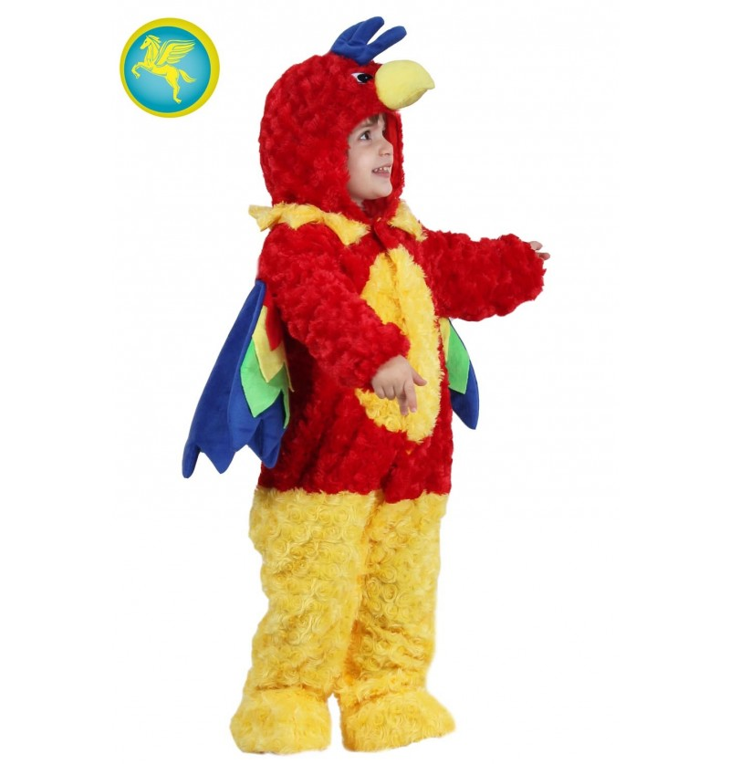 Costume Pappagallo