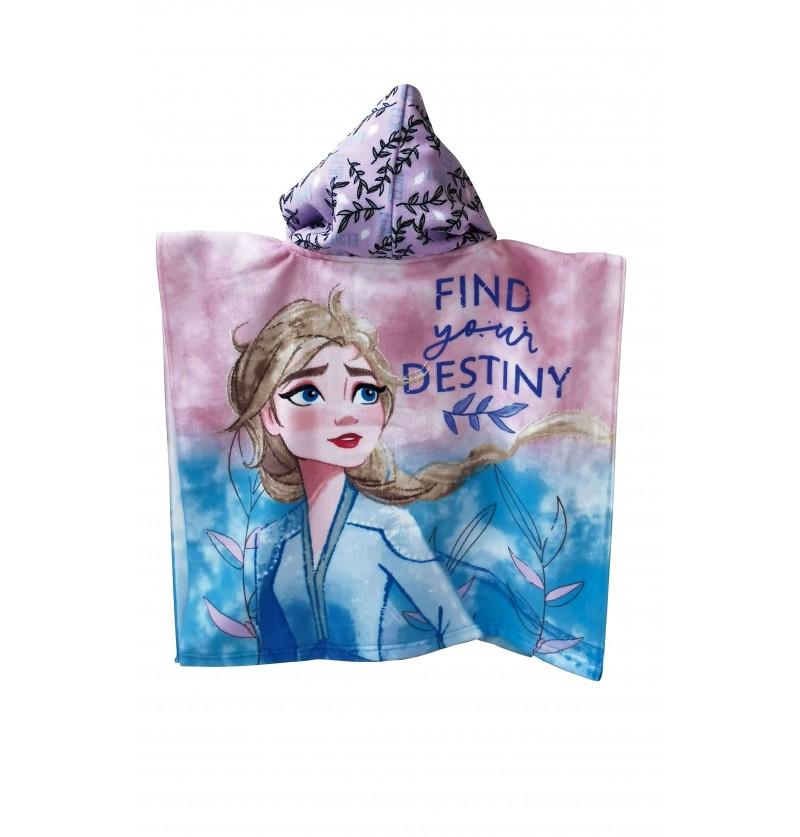 Poncho Mare Frozen II