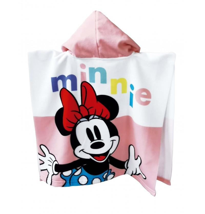 Poncho Mare Minnie 55x110 cm