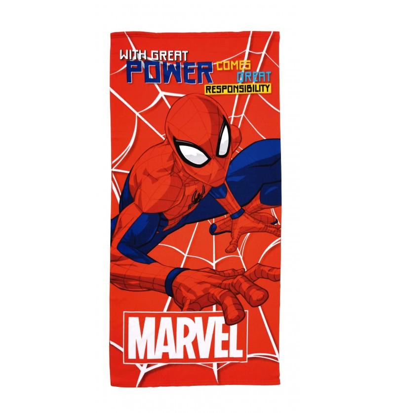 Telo Mare Spiderman 70x140