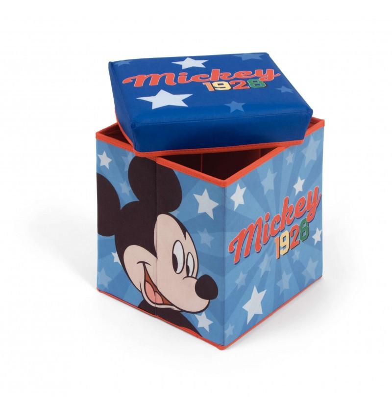 Scatola Portagiochi Mickey