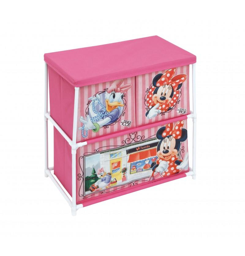 Box Portagiochi Minnie