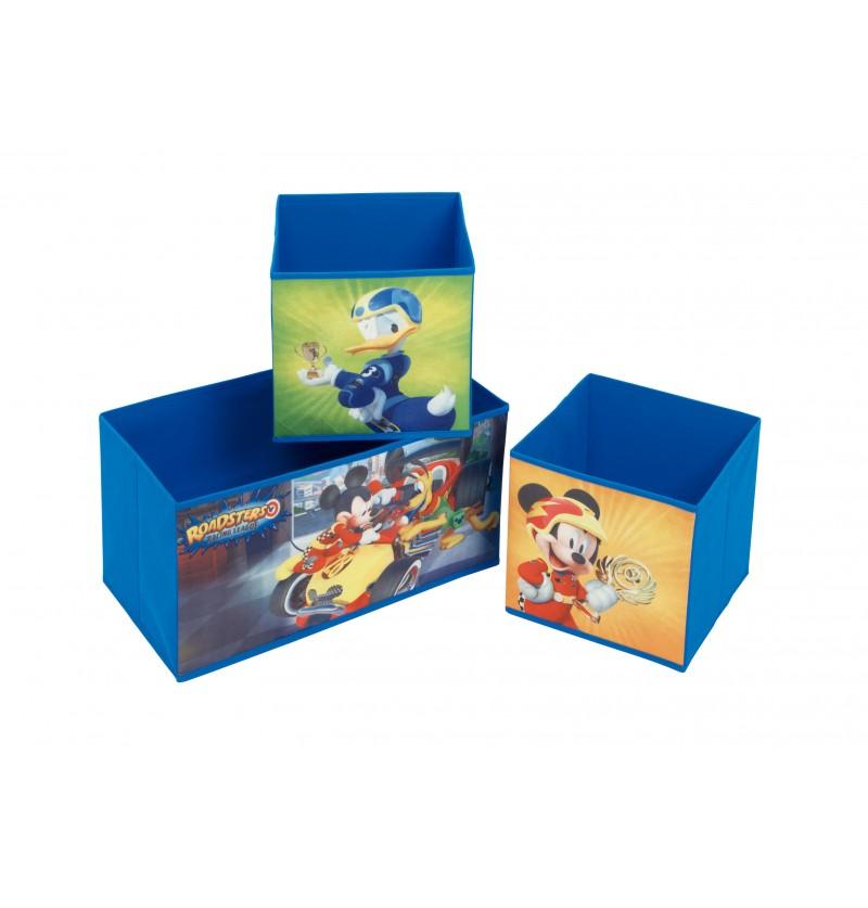 Box Portagiochi Mickey