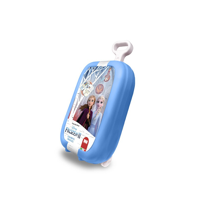 Trolley Colori Frozen II