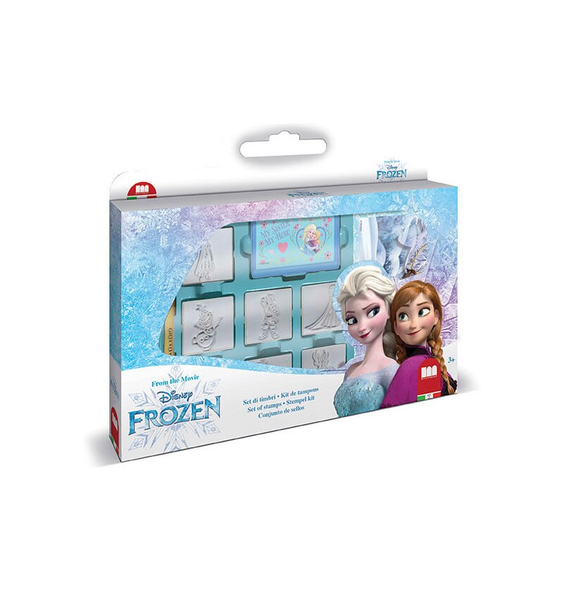 Set Timbrini Frozen II