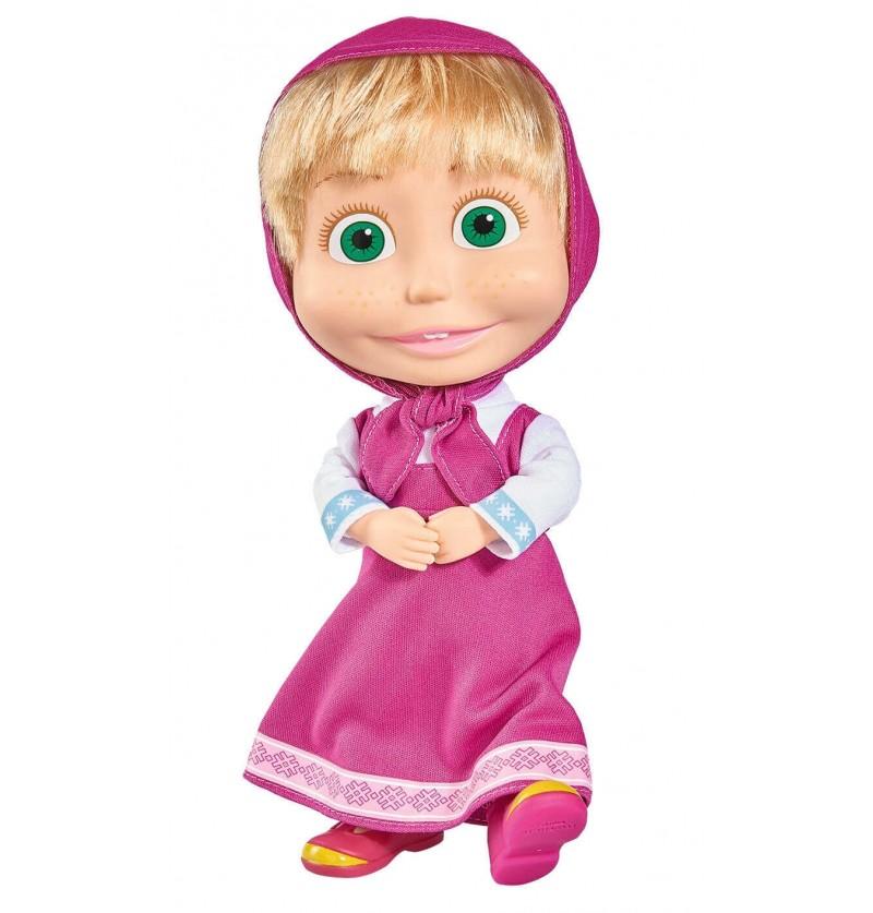 Bambola Masha cm 40