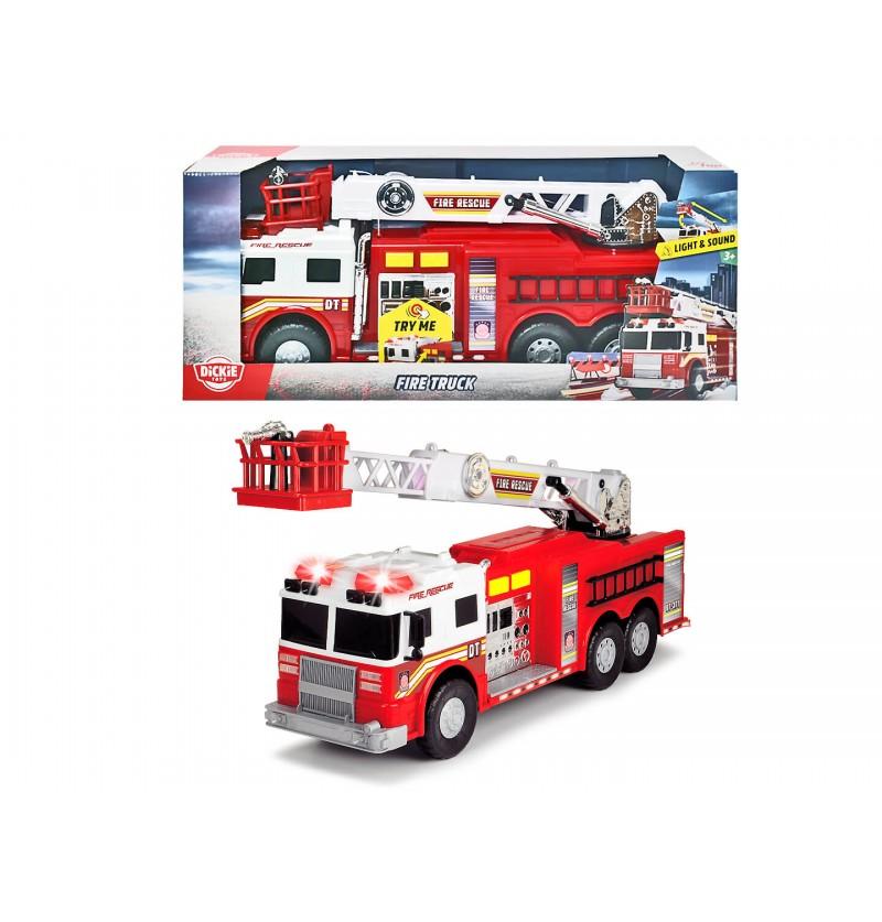 Camion Pompieri Gigante