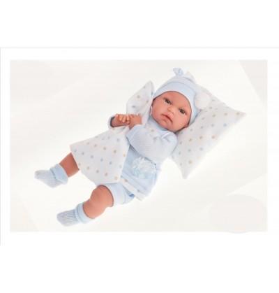 Bambola con cuscino e...