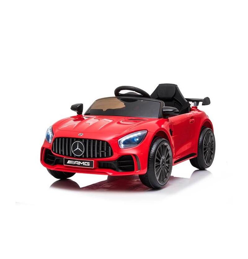 Mercedes GTR Small Rossa