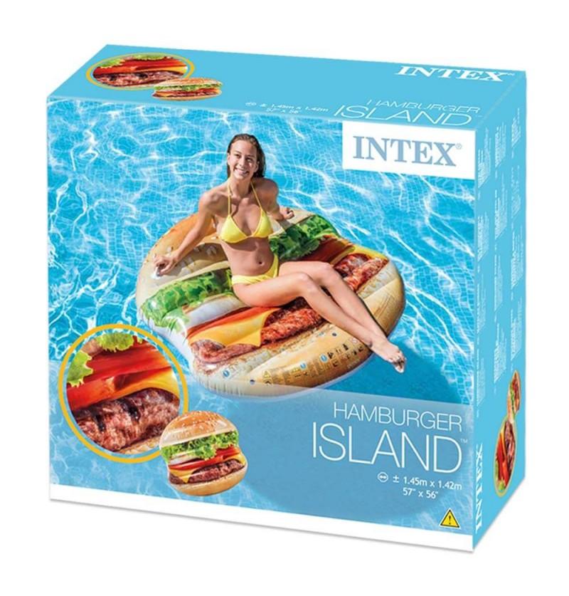 Isola Hamburger 145x142 cm