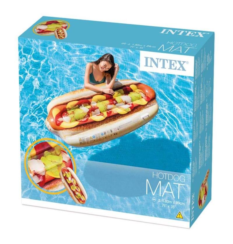 Materassino Hot Dog 180x89 cm