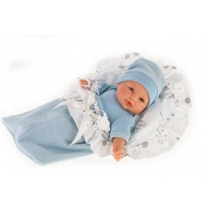 Bambola Mickey Azzurra