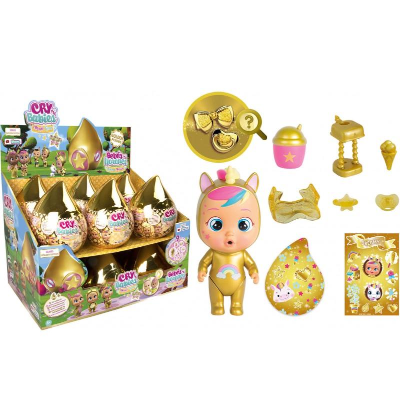 Cry Babies Magic Tears Gold...