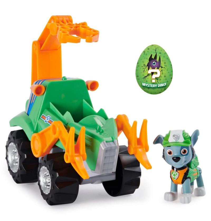 Rocky Dino Rescue Veicolo...
