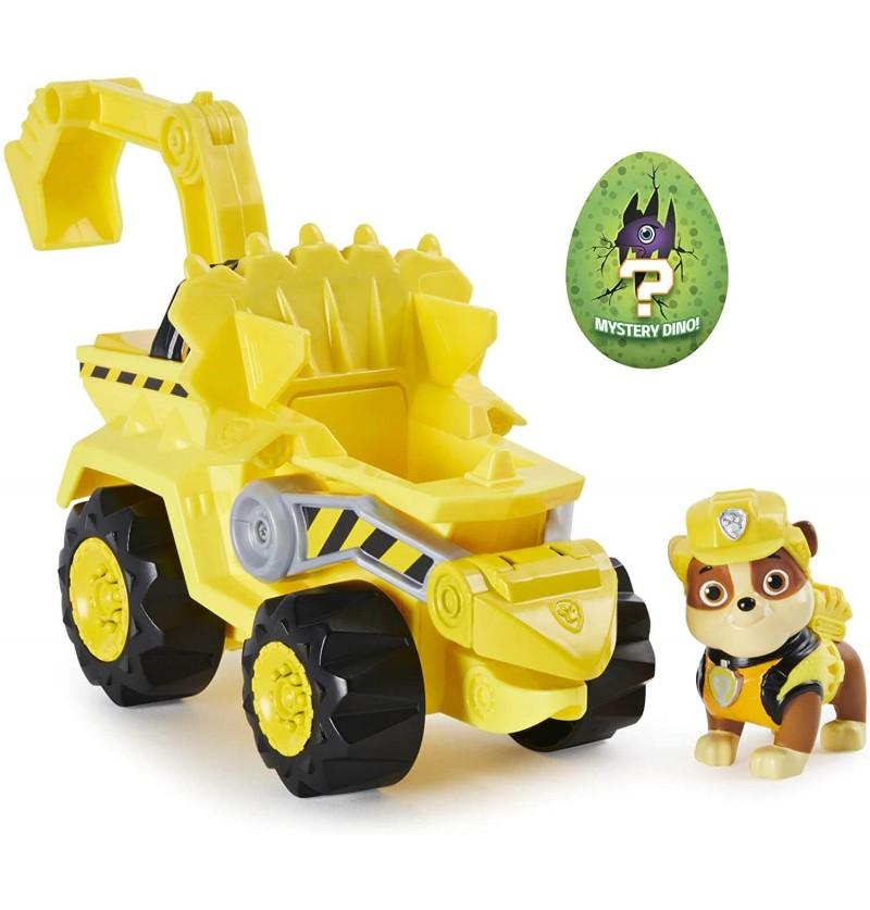 Rubble Dino Rescue Veicolo...