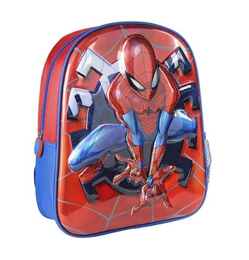 Zaino Asilo 3d Spiderman