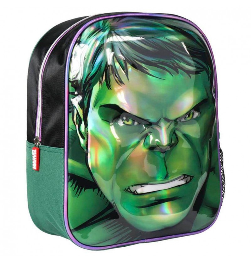 Zaino Asilo 3d Hulk