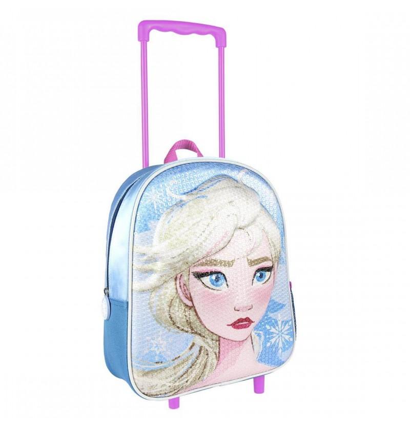 Zaino Asilo Trolley Frozen II