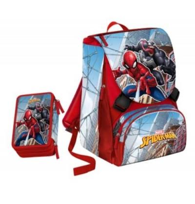 School Pack Spiderman