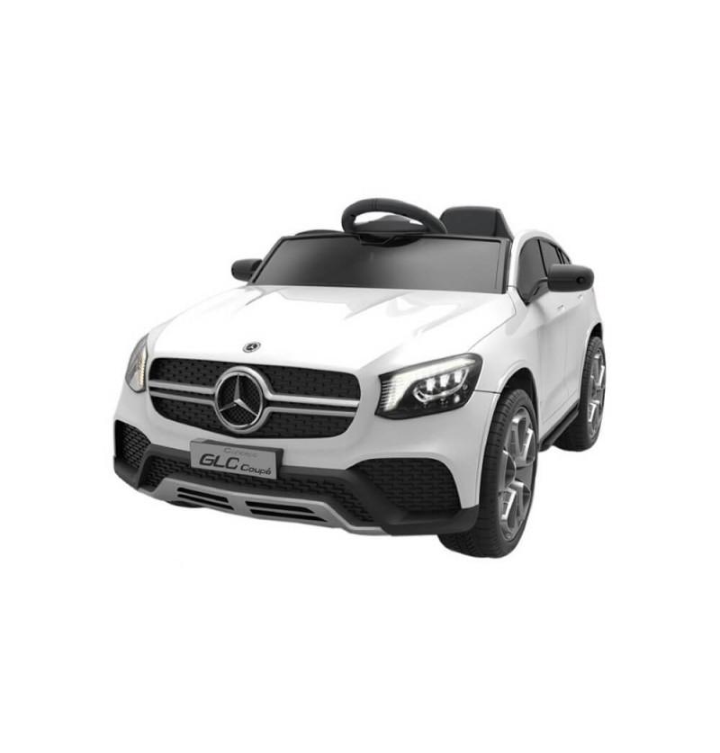 Mercedes GLC Coupé Bianca