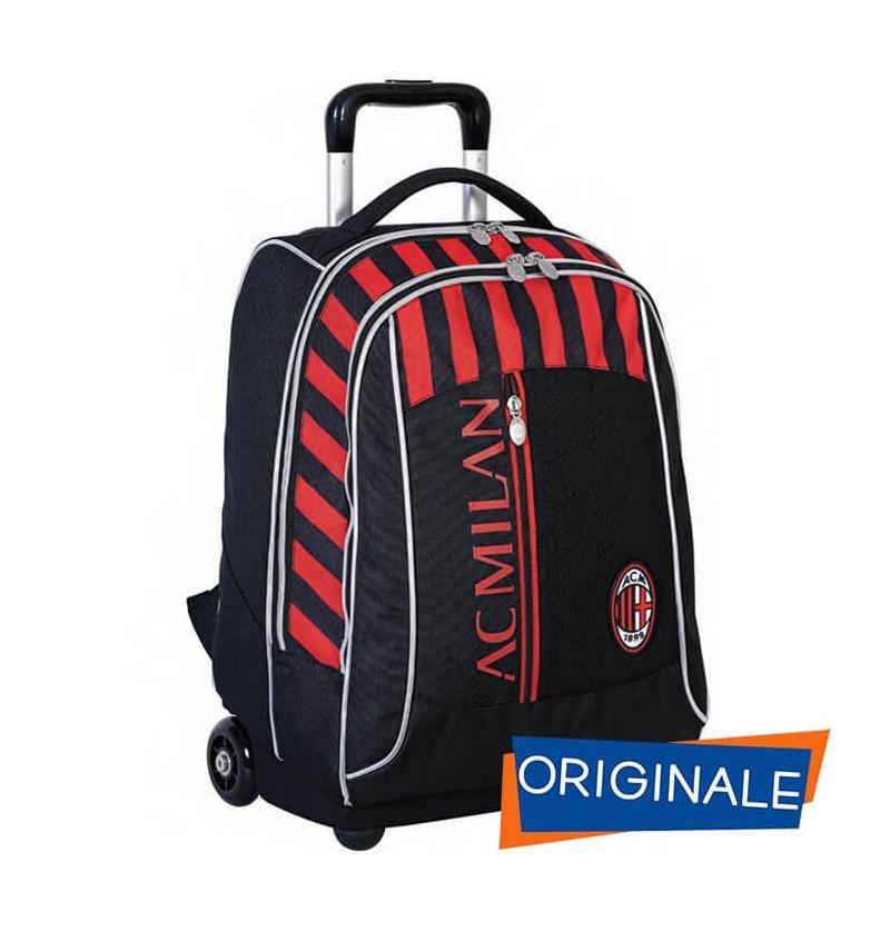 Trolley Seven Scuola AC Milan